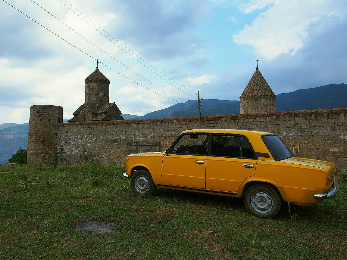 Monastyr Tatev | Armenia
