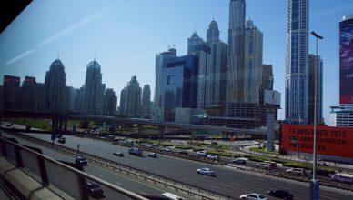 Dubaj - miasto na pustynii | ZEA