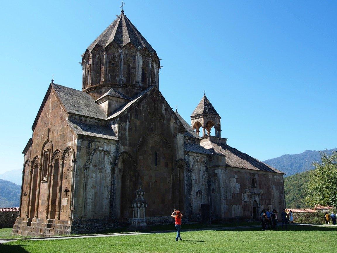 Monastyr Gandzasar | Górski Karabach