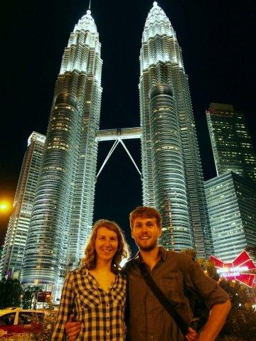 Twin Towers Kuala Lumpur | Malezja