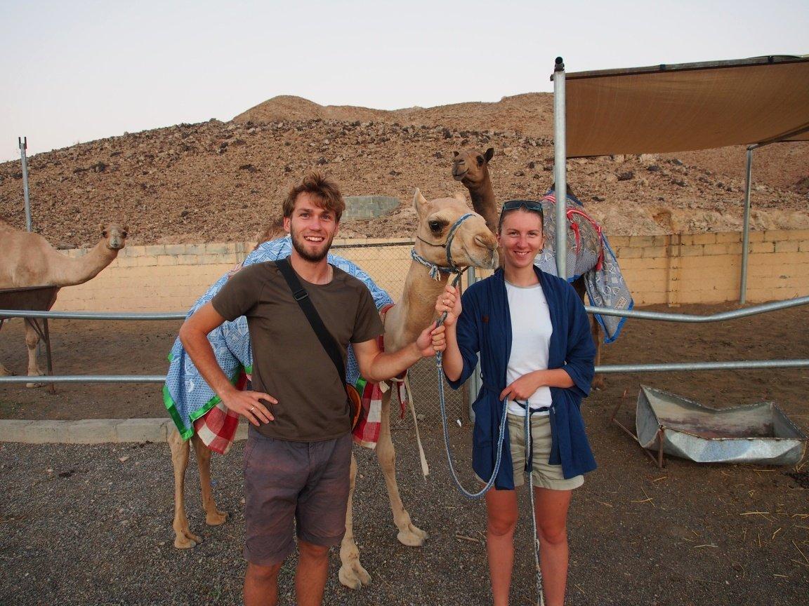 Nasz towarzysz podróży | Oman