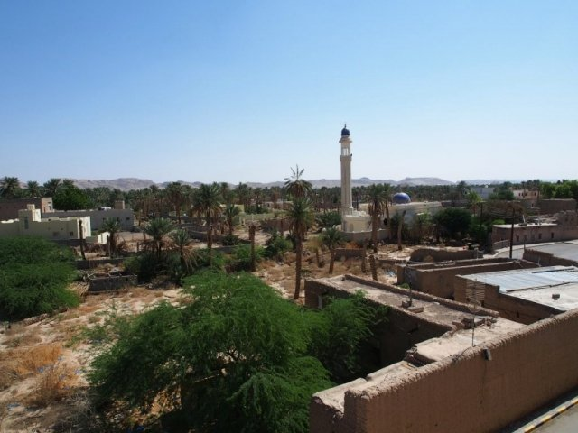 Zamek w Ibri | Oman