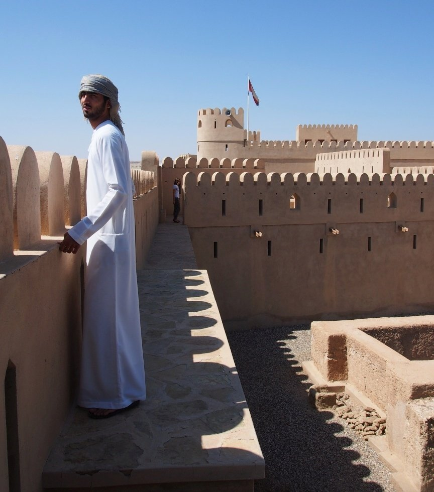 Jak Oman to musi być Sułtan | Oman