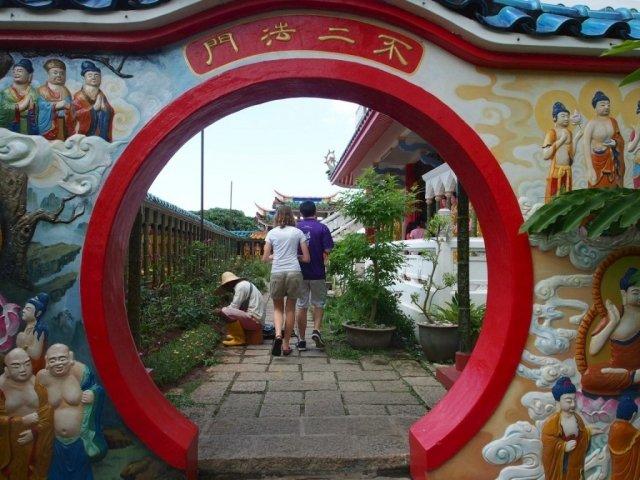 Kek Lok Si - Penang | Malezja