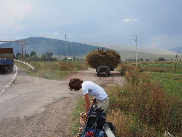 Gruziński autostop