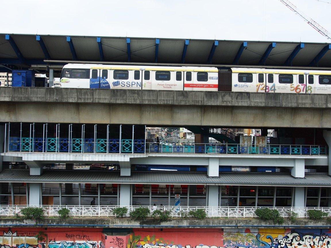 Malezyjski piętrowe życie | Kuala Lumpur