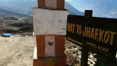 Droga do Jharkot