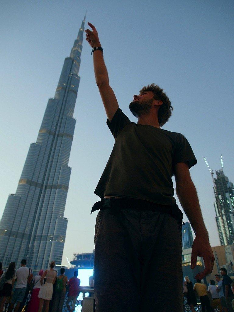 Burj Khalifa | Dubaj