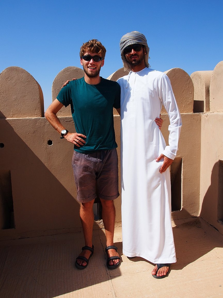Spotkanie z Sułtanem | Oman