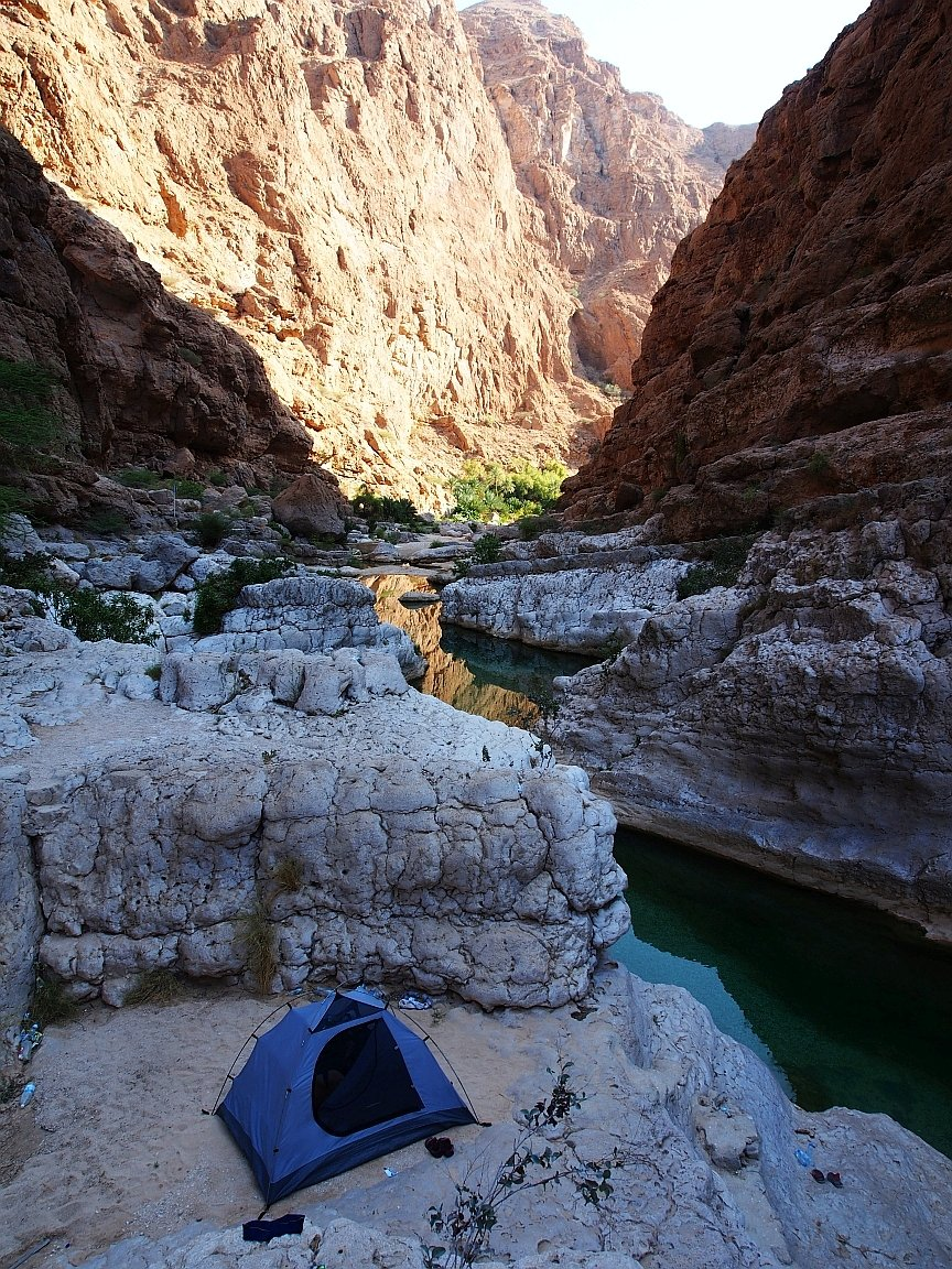 Wadi Shab | Oman