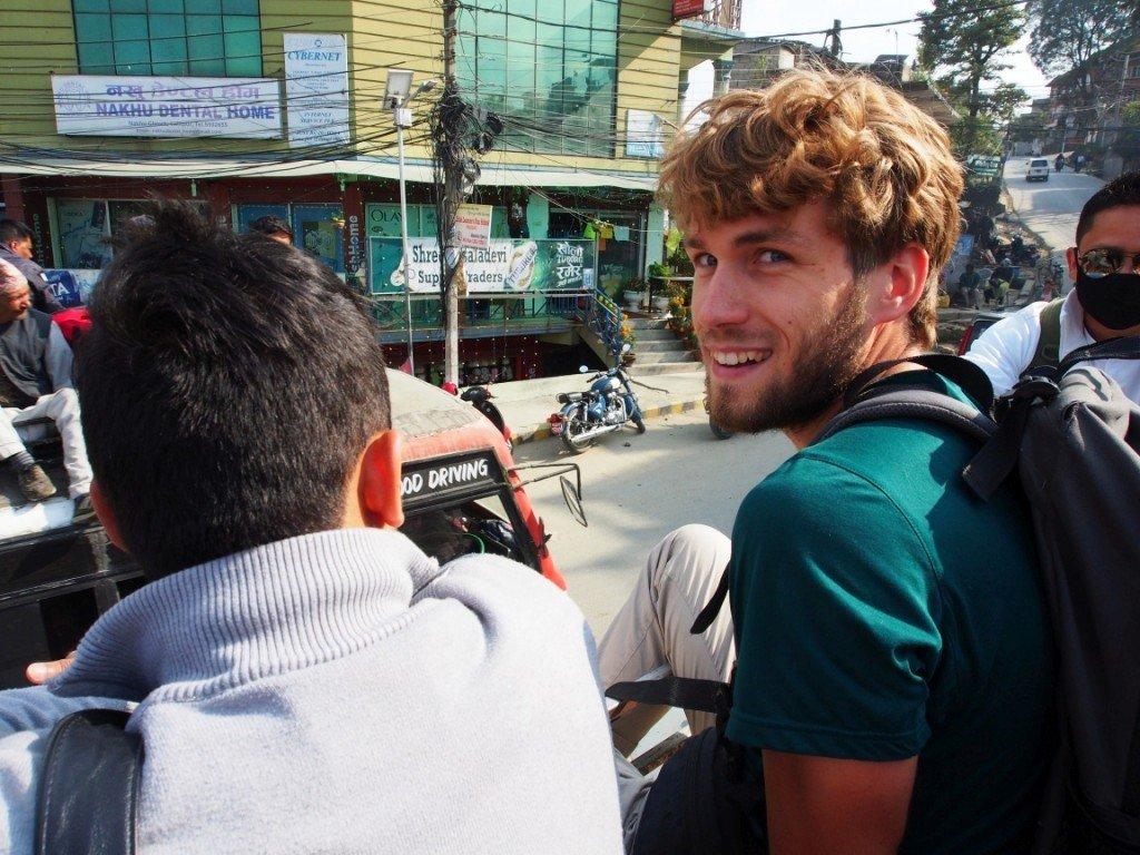 Komunikacja miejska Katmandu | Nepal