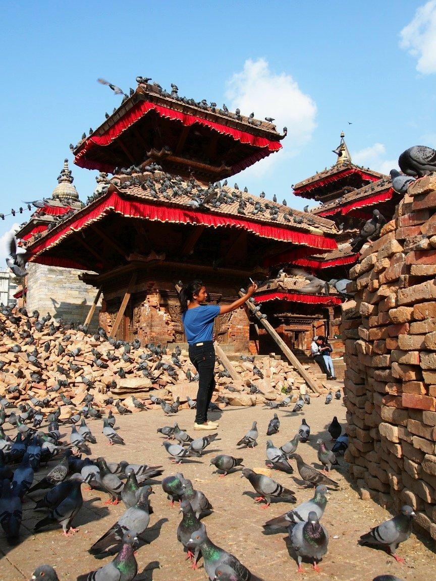 Durbar Square Katmandu | Nepal