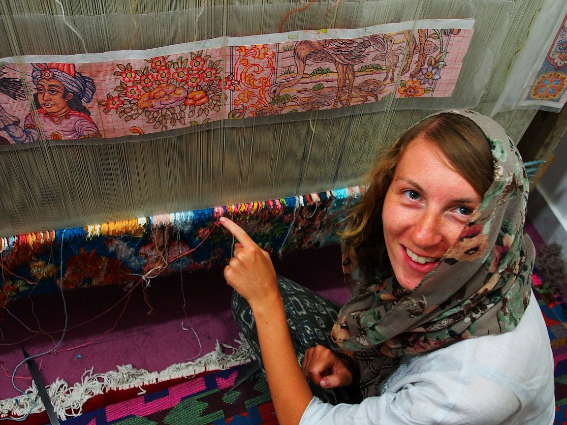 Tabriz i dywany | Iran