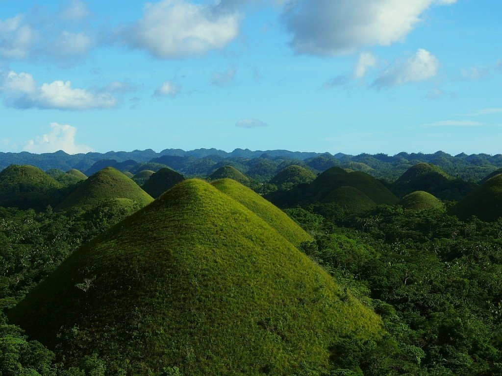 Chocolate Hills | Bohol
