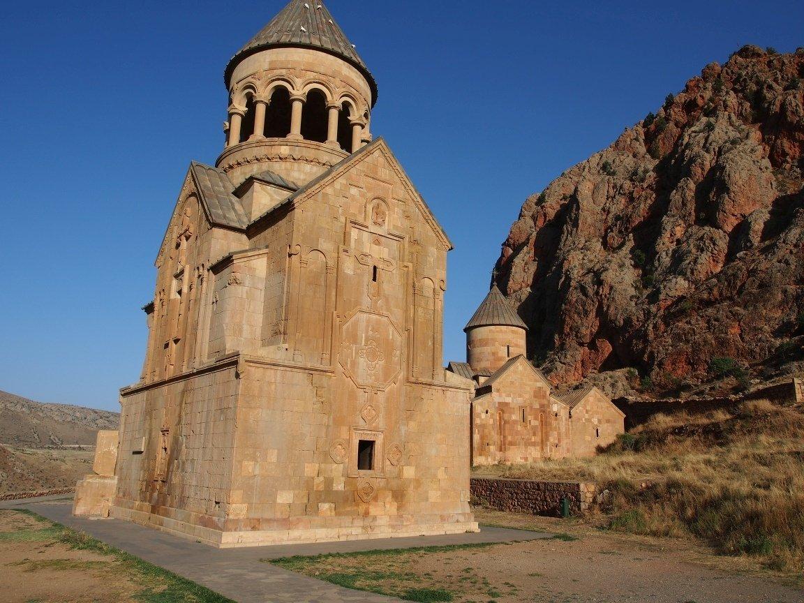 Monastyr Noravank