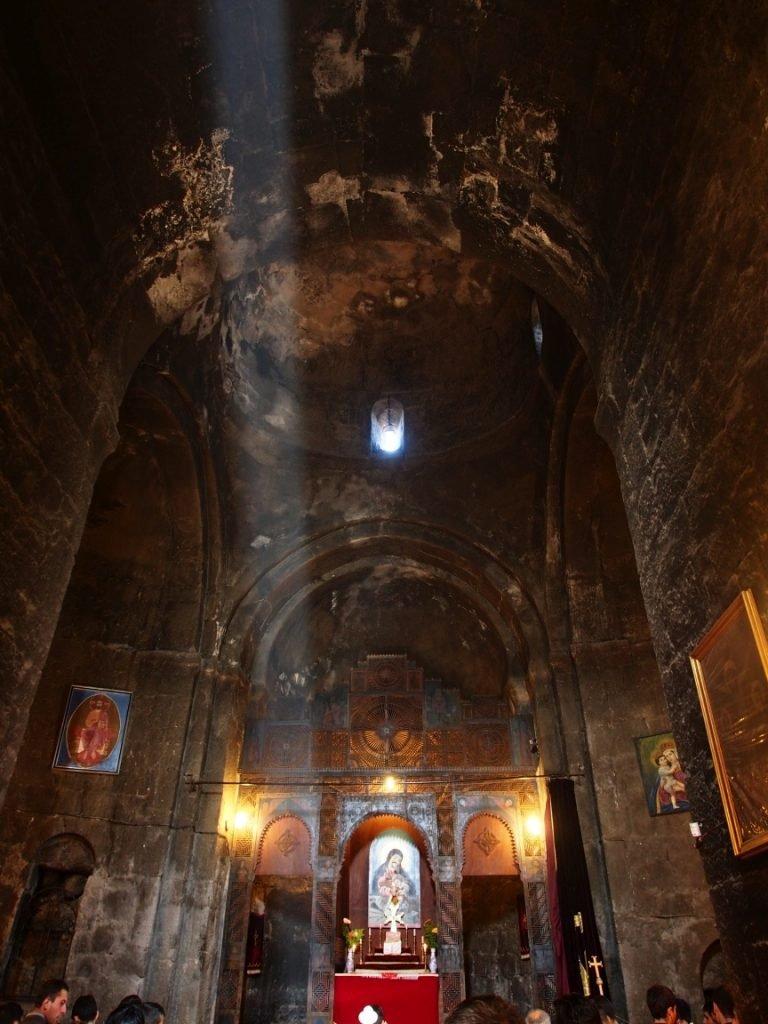 Monastyr Sevan - nad ormiańskim morzem
