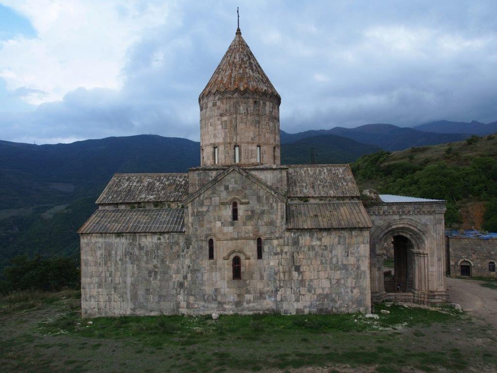 Monastyr Tatev