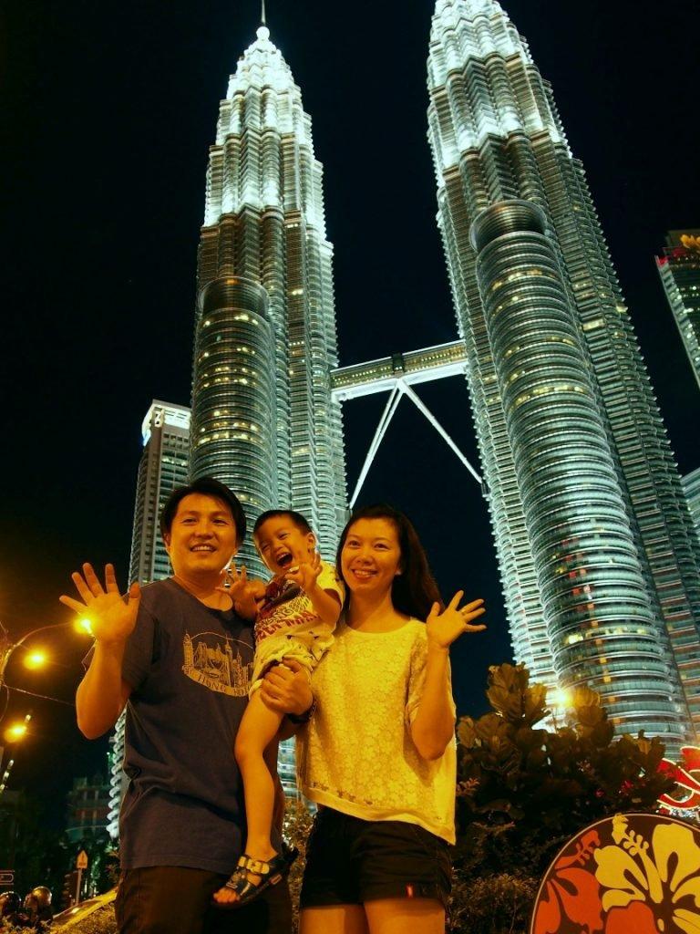 Szalona rodzinka Maxa | Malezja