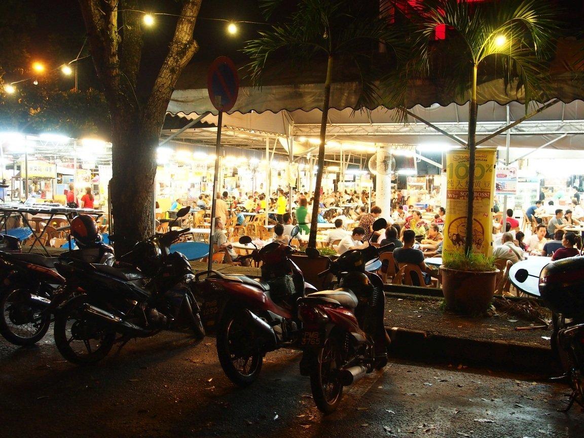 Malezyjska świątynia jedzenia - mamak | Malezja