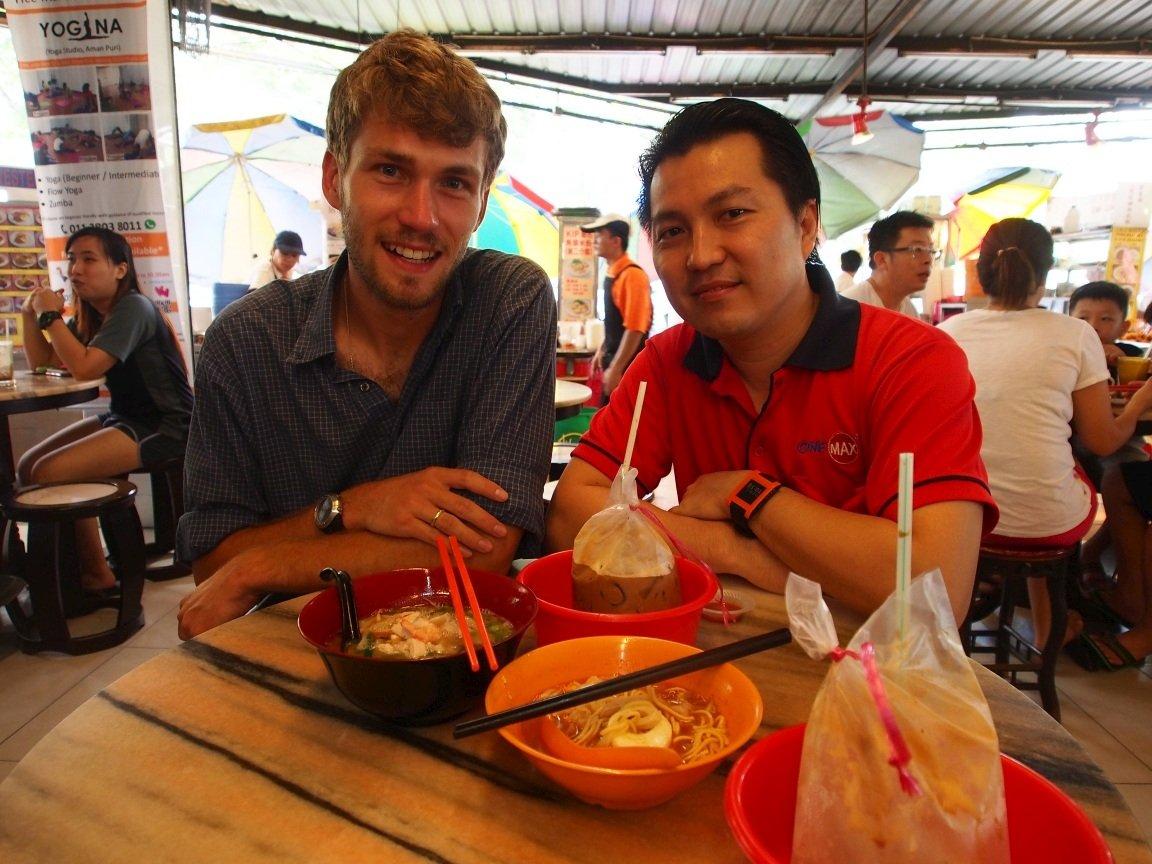 Z Maxem na śniadaniu | Malezja