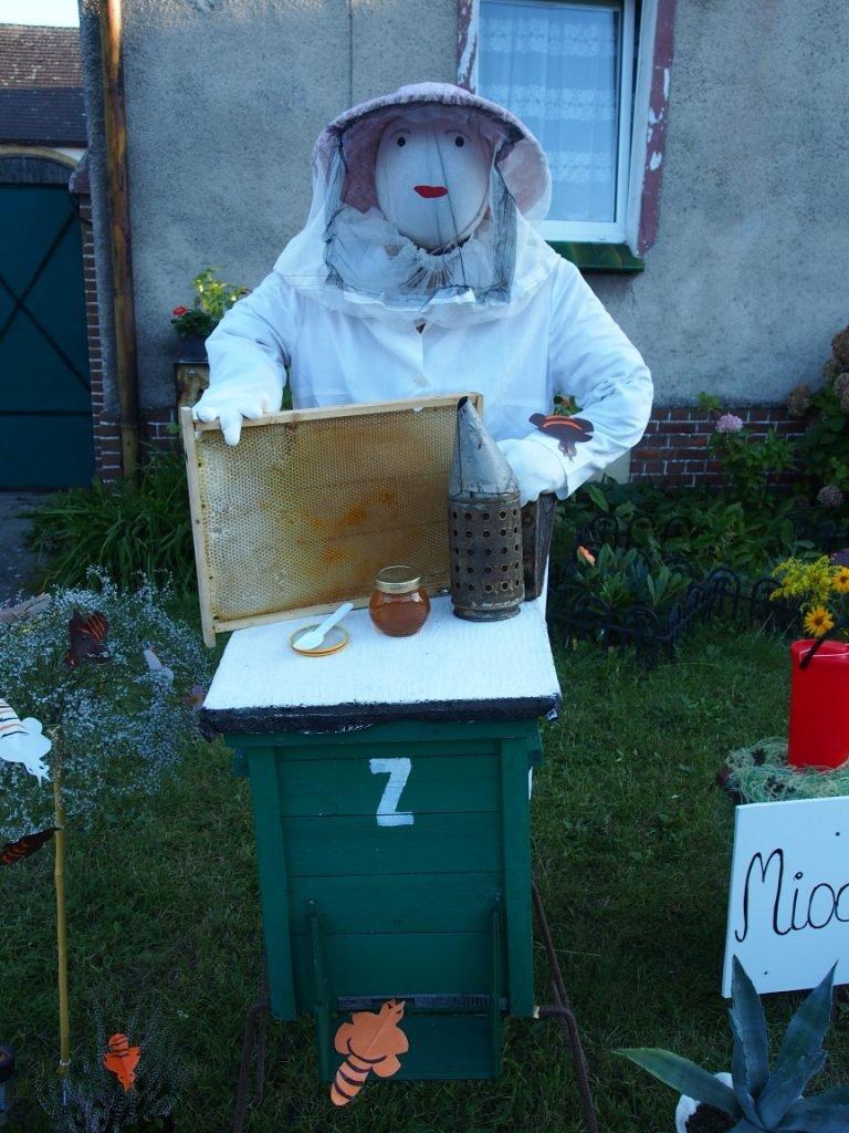 Duże te nasze pszczoły