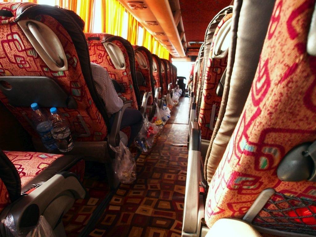 Irański bus 2+1