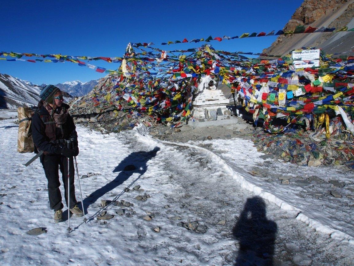 Przełęcz Thorung La