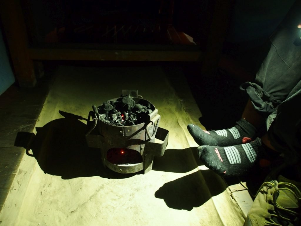 Ogrzewanie podstołowo-kocykowe