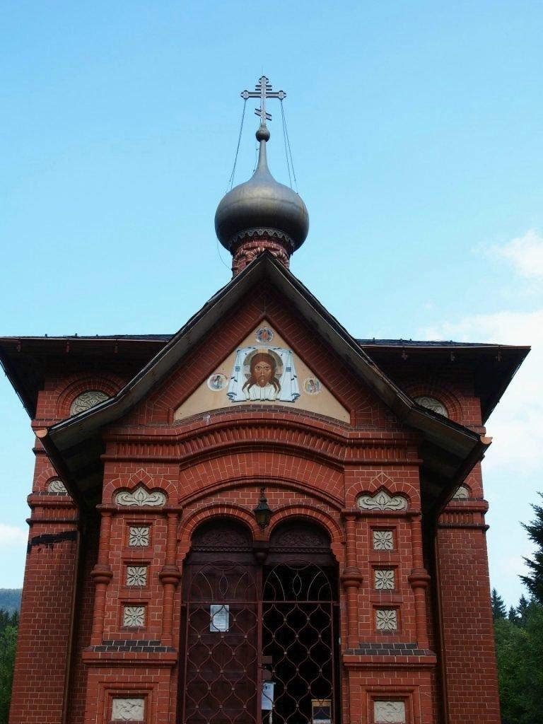 Cerkiew prawosławna w Sokołowsku